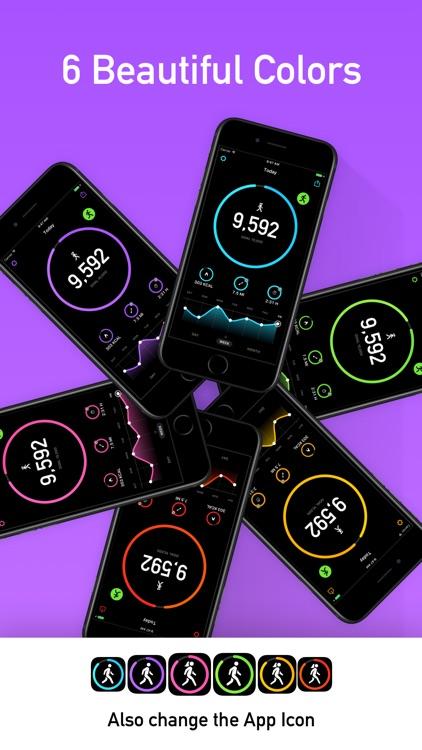 StepsApp Pedometer - Step Counter Activity Tracker screenshot-3
