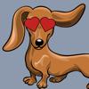 Weinermoji - Dachshund Emoji & Stickers