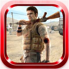 Frontline Sniper Commando of Dead Fury Mission Ops