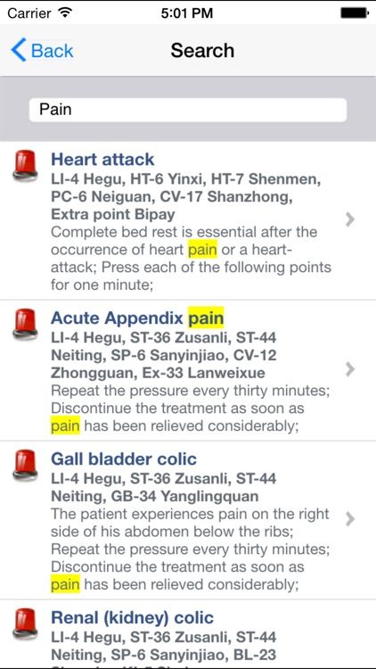 Acupressure: Heal Yourself screenshot-4