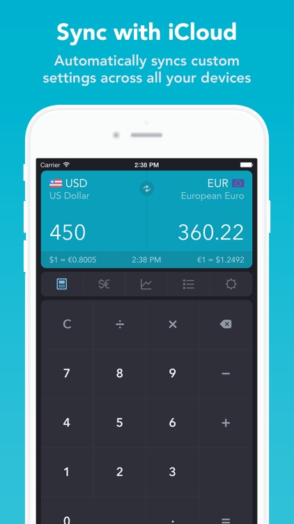 iCurrency Pad screenshot-4