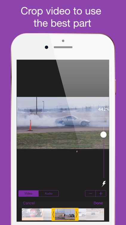 SlowMe - Slow motion video editor screenshot-4