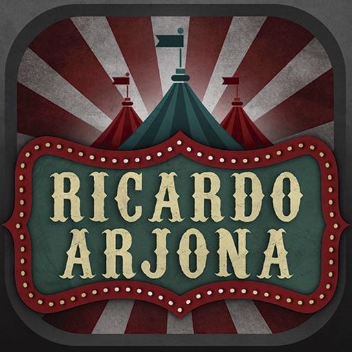 Ricardo Arjona app logo