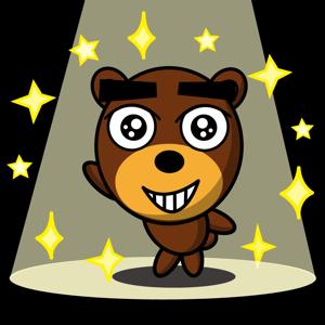 Beb 3 animation Stickers app