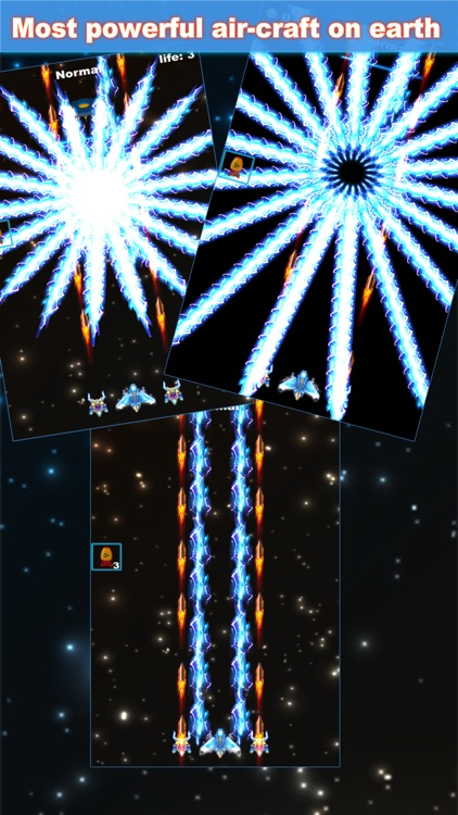 Space Shooting -- bullet hell games STG