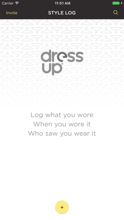 DressUp: Style log of your daily wear