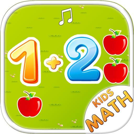 учим цифры и Математика развивающие игры для детей