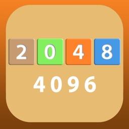 2048 4096 Puzzle Game