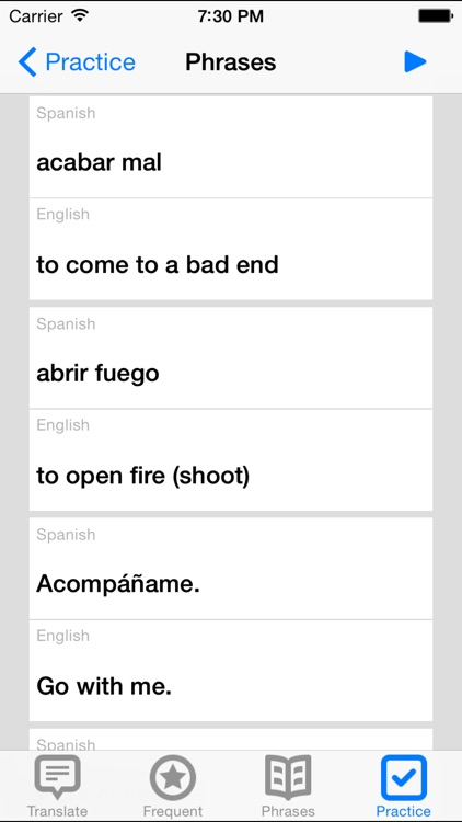 English to Spanish Translator + screenshot-3