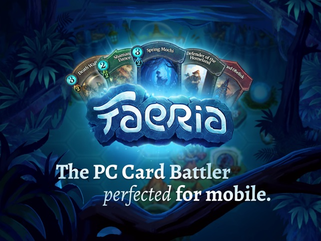 Faeria Tablets Screenshot
