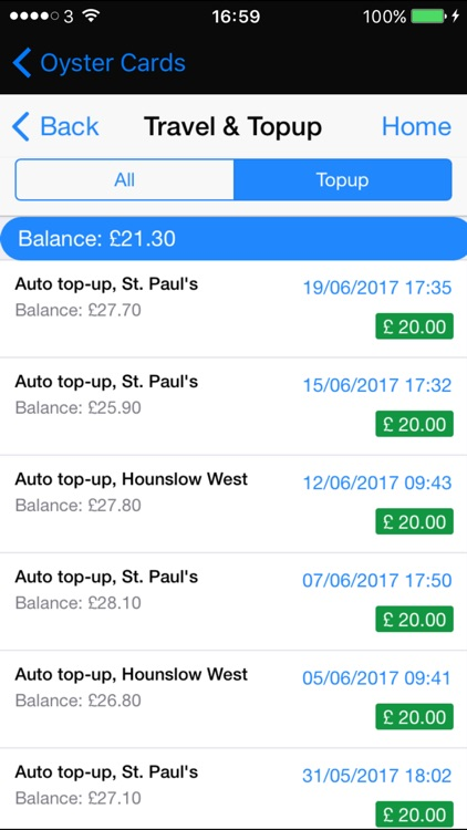 Oyster Balance & Refund screenshot-3