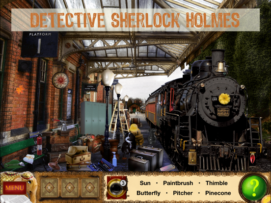 Hidden Objects Collection * screenshot