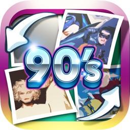 90s Quiz Puzzle Slide Games Pro
