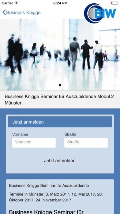 Bildungsinstitut Wirtschaft - Tipps und DownloadsScreenshot von 4