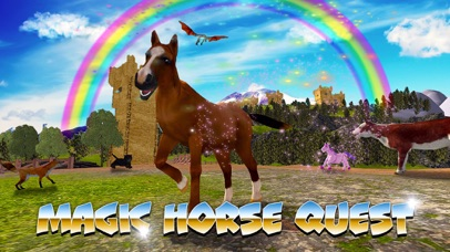 Magic Horse Quest screenshot 1