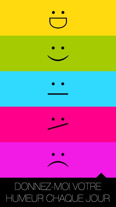 Mr Mood iPhone