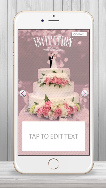 My Wedding Invitation Card Creator screenshot-4