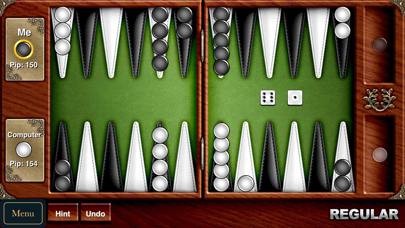 Backgammon - Classic Dice Game screenshot one