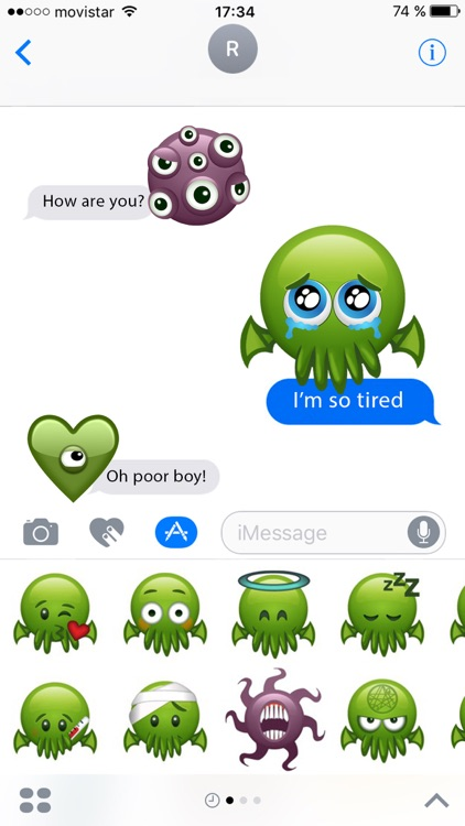 Cthulhu Emojis