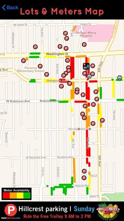 Access Hillcrest: Community Parking & Trolley Info