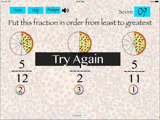 Order fractions screenshot 4