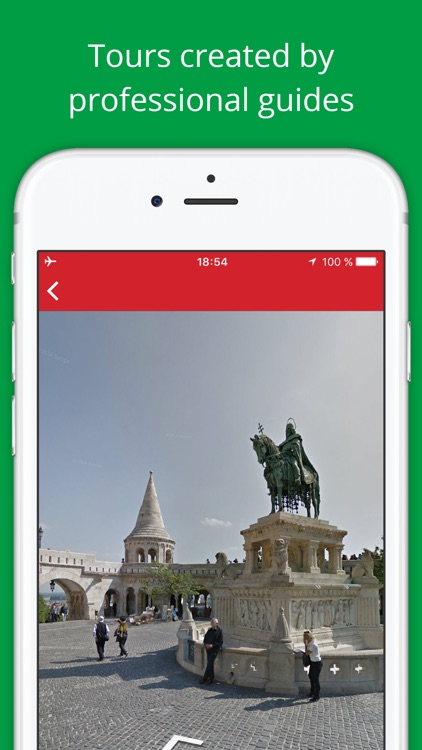 Budapest - Travel Audio Guide - offline and map