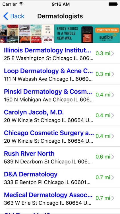 Doctor Finder: Find Doctors & Dentists Nearby