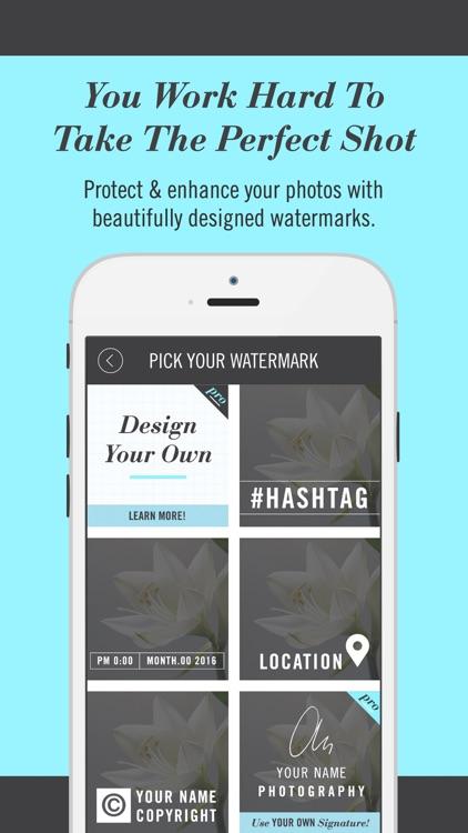 Watermark Studio X - Copyright & Trademark Photos