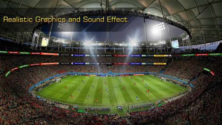 Soccer Champions 17 - Final kick to win the league screenshot-3