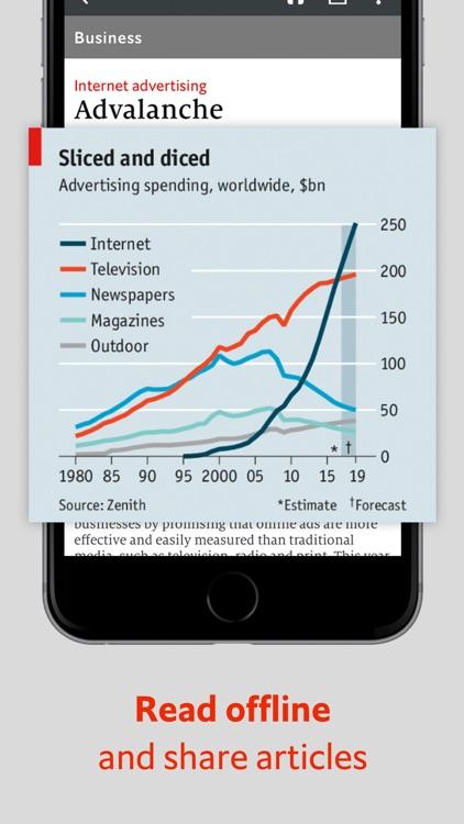 The Economist: US & World News, Business, Politics screenshot-3