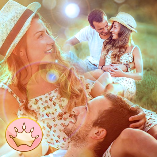 Photo Blender Mix Up: Create Cute Picture Collages