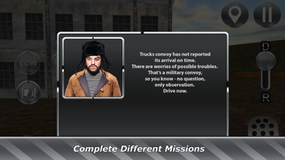 Russian Truck Drive Simulator screenshot 5