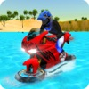 Super Water Bike Rider Game 2017