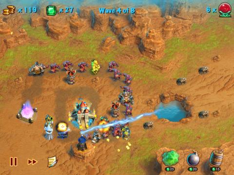 Towers N' Trolls HD Screenshot 3