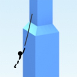 Stickman Swing Rope - Arcade Games