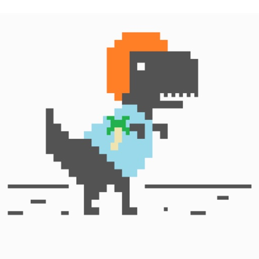 T-rex Games iOS App