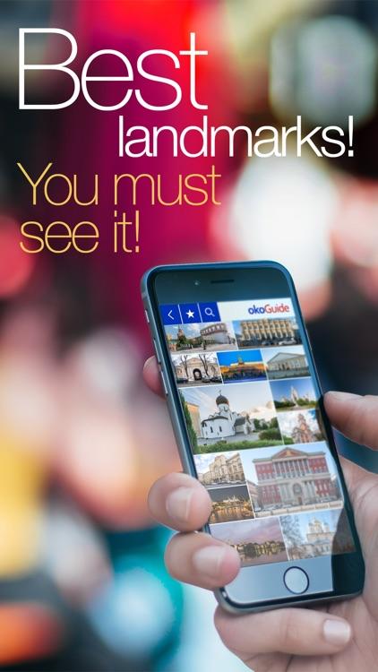 okoGuide - Moscow Travel Guide screenshot-3