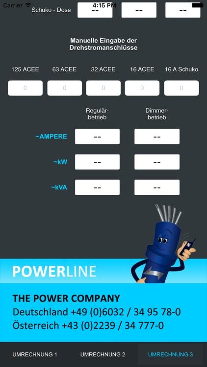 Power Company Calculator screenshot-3