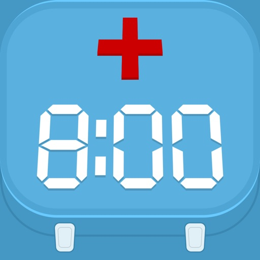 Pill Monitor Pro for iPad - Drug Reminders & Logs