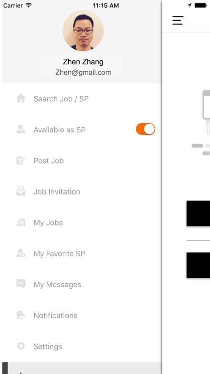 TinJob – PartTime Jobs screenshot-4