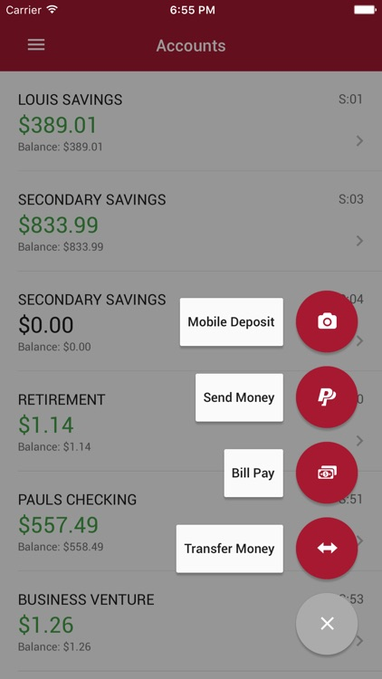MACU Mobile Banking screenshot-3