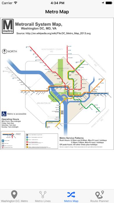 Washington D.C. iMetroのおすすめ画像5