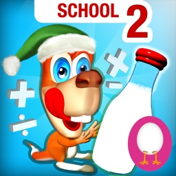 Milk Hunt 2 : Visual Math Game - Grade 1 to 5 Kids