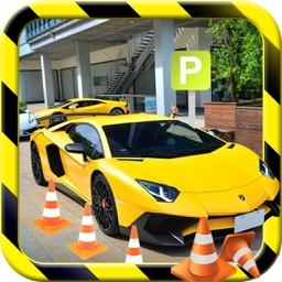 Luxury City Car Parking Simulation
