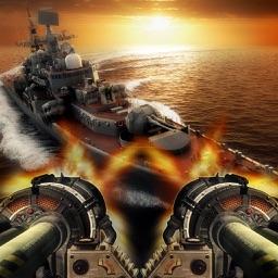 Navy Gunner American Warship