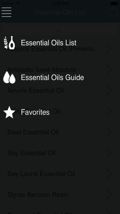Essential Oils - Ref Guide for Living Oil