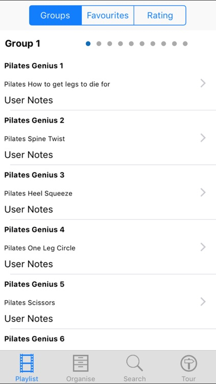 Pilates Genius screenshot-1