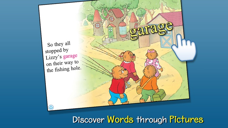 The Berenstain Bears Living Lights Collection #1 screenshot-2