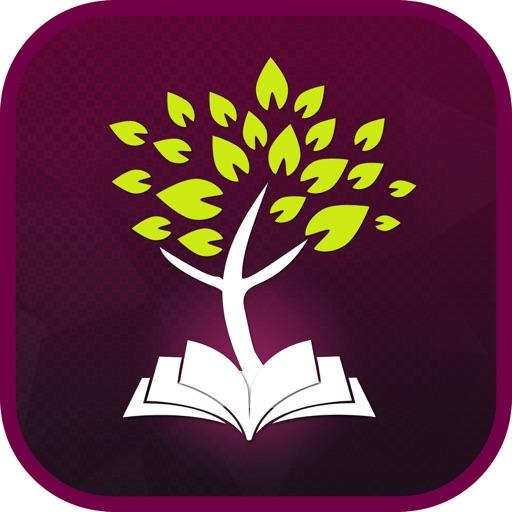 French Bible with Audio - La Sainte Bible audio app logo