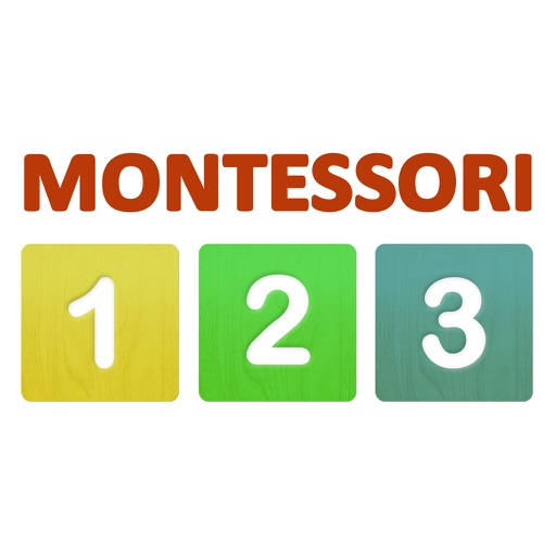 Montessori Counting Board